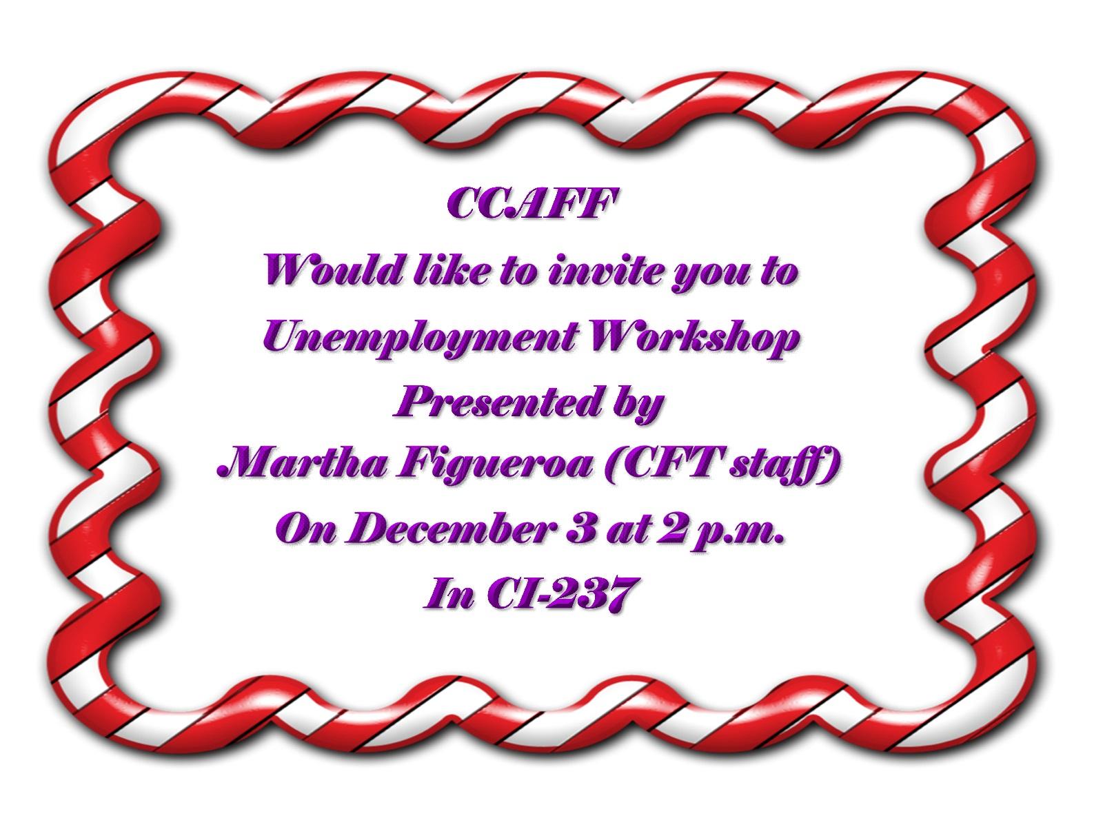 DEC Workshop Invite